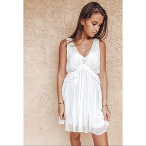 Free People | White Dress Small